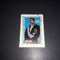 """A5MIX2 REPUBBLICA GUINEA EQUATORIALE SR. D. FRANCISCO MACIAS NGUEMA """"XO"""" - Equatorial Guinea"""