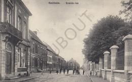 Postkaart-Carte Postale - REKEM - Lanaken - Grande Rue   (C19) - Lanaken