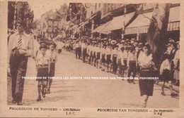 PROCESSION DE TONGRES LES SCOUTS 1932 PROCESSIE VAN TONGEREN DE PADVINDERS - Tongeren