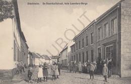 Postkaart-Carte Postale - STOKKEM - Stockheim - De Steenkuilstraat, Huis Leenders-Bergs (B985) - Dilsen-Stokkem