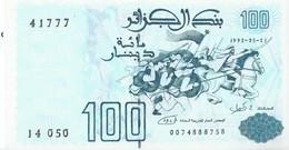 ALGERIE - 100 Dinars 1992 - UNC - Algeria