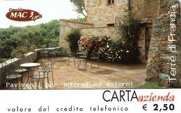 *CARTA AZIENDA 2° Tipo: MAC 3 - Cat. 304* - NUOVA (MINT) (FT) - Unclassified