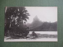 POLYNESIE FRANCAISE MOOREA MOUA ROA PEAK - Polynésie Française