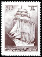 """CHILI -  Le Voilier """"Esmeralda"""". École Navale De Formation Arturo Prat - Ships"""