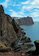 FÄRÖER - WESTCOAST OF SUDUROY /ak141 - Faroe Islands