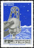 """CHILI - Observatoire """"La Silla"""" - Unclassified"""