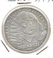 Piece De 100 Francs En Argent De 1991 - N. 100 Francos