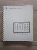 # APPLE MACINTOSH MANUALE UTENTE HYPERCARD - Informatica