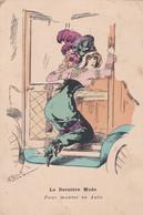 Illustrateur -Roberty - Femme - La Dernière Mode - Pour Monter En Auto N°63152   (lot Pat 125) - Andere Illustrators