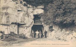 J110 - 78 - CARRIÈRES-SOUS-BOIS - Yvelines - Entrée D'une Champignonnière - Carrieres Sous Poissy
