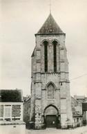 CPSM Corbeil Eglise Saint Spire     L21 - Corbeil Essonnes