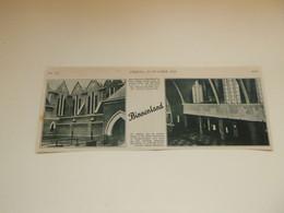 """Origineel Knipsel ( 8807 ) Uit Tijdschrift """"  De Stad """"  1934 :   Hoogstraeten   Hoogstraten - Non Classificati"""