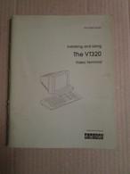 # MANUALE DIGITAL VT 320 ISTALLAZIONE E USO ( IN INGLESE) - Informatica