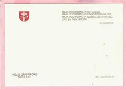 Heilig Grafpriorij Turnhout - Augustinus Jaar 1986 - Collezioni