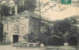 91 - Longjumeau - Château Saint-Eloi - La Chapelle - Oblitération Ronde De 1908 - CPA - Voir Scans Recto-Verso - Longjumeau