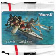 New Caledonia - OPT - 7th VA 'A Championships, NC-041A (No CN.) SC7, 04.1996, 25Units, 1.300ex, NSB - Neukaledonien