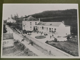 Hôpital De Niedercorn Vers 1900. Profit Croix Rouge Differdange - Altri