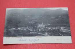 Bergamo Valle Brembana Zogno 1903 Ed. Modiano TOP Quality - Other Cities