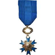 France, Ordre National Du Mérite, Médaille, 1963, Non Circulé, Argent, 38 - Other
