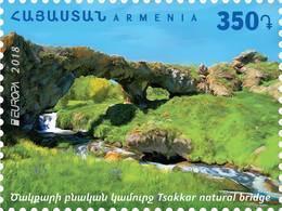 Europa Cept - 2018 - Armenia, Armenien - (Bridges) ** MNH - 2018