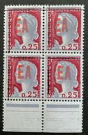 ALGERIE 1962 - YT355** - SURCHARGE EA ALGER (Bicolore) - Type 1-2R/N - EA Rouge, Annulation Noire - Argelia (1962-...)