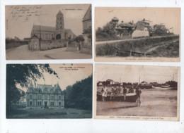 8 Cartes   - Ver Sur Mer   - ( Calvados ) - Otros Municipios