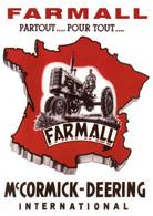 4116 Carte Postale Tracteur FARMALL Mac  CORMICK DEERING INTERNATIONAL - Tractors