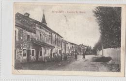 Cartolina - Sovizzo - Contra' S. Maria - Vicenza
