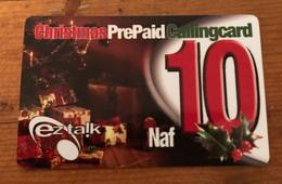 EZTalk Christmas Card - Antilles (Netherlands)