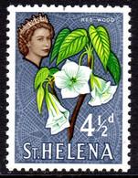 ST HELENA - 1961 QEII DEFINITIVE 4½d STAMP FINE MNH ** SG 180 - St. Helena
