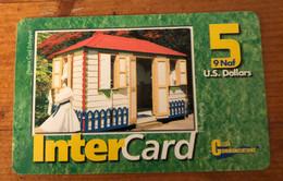 St. Maarten InterCard House - Antilles (Netherlands)