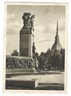 7663 - MONUMENTO AL CARABINIERE TORINO RESTAURATO E INAUGURATO IL 15 SETTEMBRE 1948 PRESIDENTE REPUBBLICA - Autres Monuments, édifices