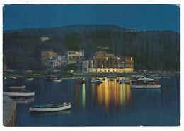 7687 - SAN MARCO SALERNO FRAZIONE DI S MARIA DI CASTELLABATE NOTTURNO HOTEL L' APPRODO 1977 - Other Cities