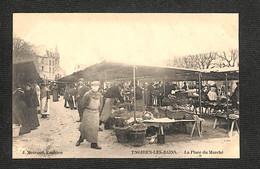 2.00€ : 95 - ENGHIEN LES BAINS - La Place Du Marché - Enghien Les Bains