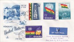 Plebiscite In British Togoland Africa, 10.dec.1959 - Sobres