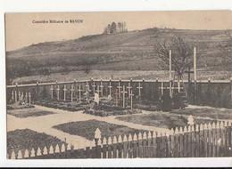 Carte France  - Cimetière Militaire De Bayon  : Achat Immédiat - Oorlogsbegraafplaatsen