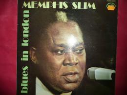 LP33 N°6790 - MEMPHIS SLIM - 2 M 046 - 96190 - MADE IN FRANCE - Blues