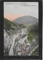 AK 0595  Schottwien Mit Sonnwendstein - Verlag Ledermann Um 1907 - Semmering