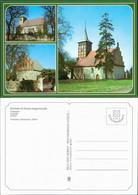 Ansichtskarte Angermünde Kirchen Im Kreis Angermünde 1995 - Unclassified