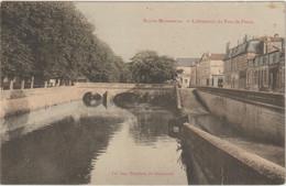 Sainte--Menehould--L'Abreuvoir Du Pont De Pierre-(E.162) - Sainte-Menehould