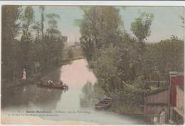 Sainte--Menehould--L'Aisne Vue Du  Pont Rouge-(E.164) - Sainte-Menehould