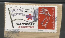 Nouveauté  Personnalisé   Moana Services                   (clasyveroug23) - Used Stamps