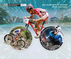 TURKEY / 2020 - UCI Mountain Bike Marathon World Championship, MNH - Ungebraucht