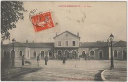 Sainte--Menehould--La Gare-(E.166) - Sainte-Menehould