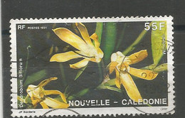 614 Orchidée                 (clasyveroug19) - Used Stamps