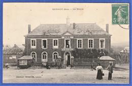 CPA 02 BERNOT (Aisne) - La Mairie - Other Municipalities