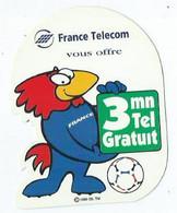Ticket Telephone FT - Biglietti FT