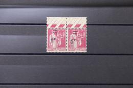 FRANCE - Variété - N° Yvert 483 Type Paix En Paire - Surcharges Décalées - Neufs ** - L 75905 - Variétés: 1941-44 Neufs