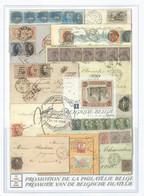 COB  BL 176  (°)   Oblitération Premier Jour - Blocks & Sheetlets 1962-....