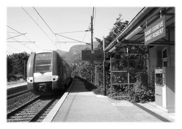 SAINT-EGREVE - TER Desservant La Gare De Saint-Egrève Saint-Robert - Sonstige Gemeinden